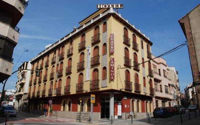 Отель Gran Batalla Испания, Байлен - отзывы, цены и фото номеров - забронировать отель Gran Batalla онлайн вид на фасад