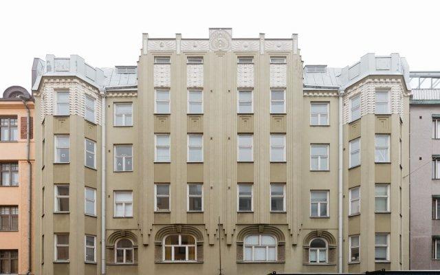 Отель Urban Trendy Nordic Living вид на фасад