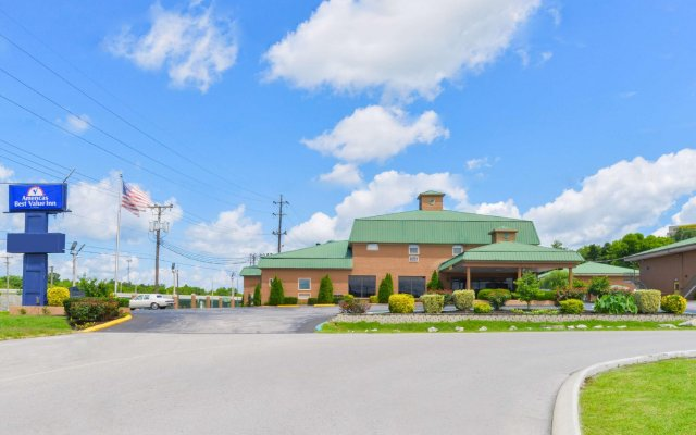 Отель Americas Best Value Inn - North Nashville/Goodlettsville вид на фасад