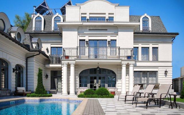 Гостиница Seven Seas Украина, Одесса - отзывы, цены и фото номеров - забронировать гостиницу Seven Seas онлайн вид на фасад