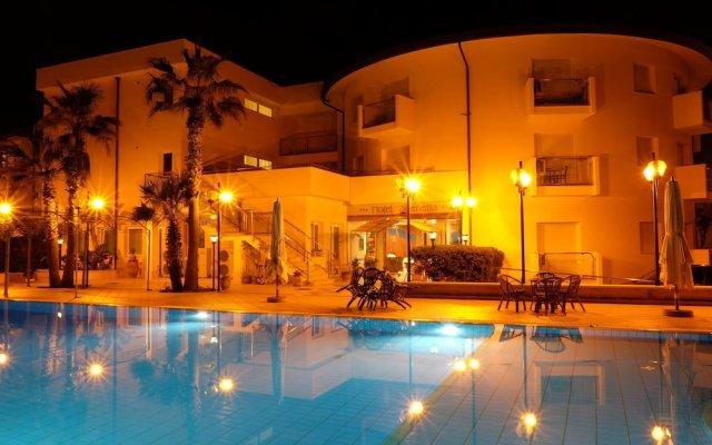 Отель Sirenetta Италия, Изола-делле-Феммине - отзывы, цены и фото номеров - забронировать отель Sirenetta онлайн вид на фасад