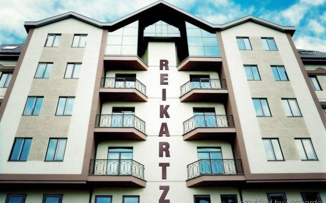 Гостиница Reikartz Medievale вид на фасад