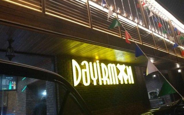Отель Deyirman