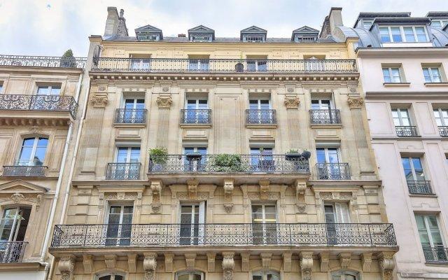 Отель 90 - Karl Lagerfeld Lafayette Франция, Париж - отзывы, цены и фото номеров - забронировать отель 90 - Karl Lagerfeld Lafayette онлайн вид на фасад