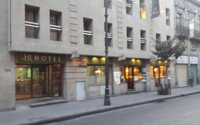 Отель Roble Мексика, Мехико - отзывы, цены и фото номеров - забронировать отель Roble онлайн вид на фасад