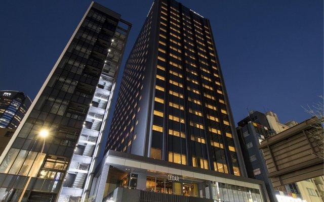 Отель remm Roppongi вид на фасад