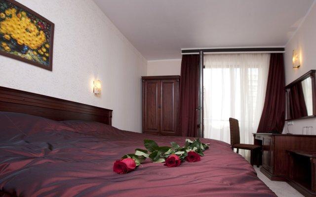 Отель Aris Болгария, София - 1 отзыв об отеле, цены и фото номеров - забронировать отель Aris онлайн комната для гостей