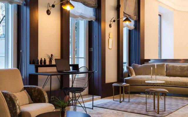 Отель Бутик-отель La Malmaison Nice Франция, Ницца - 1 отзыв об отеле, цены и фото номеров - забронировать отель Бутик-отель La Malmaison Nice онлайн комната для гостей