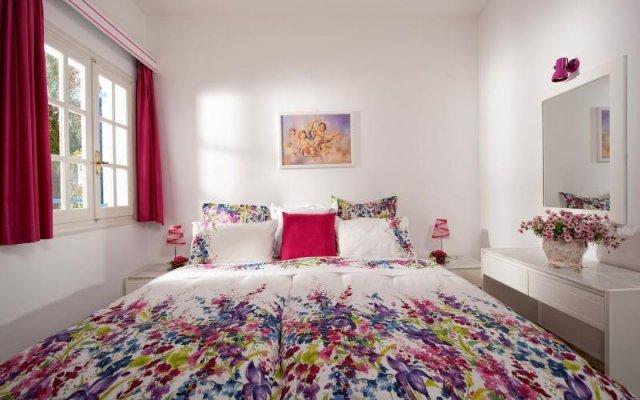 Отель Galini Holidays комната для гостей