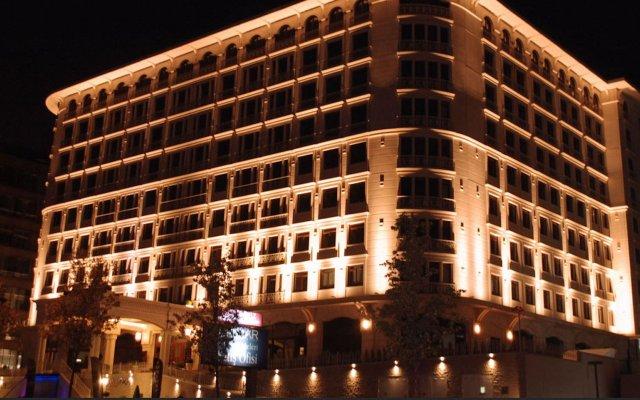 Отель Ottoman Suites вид на фасад