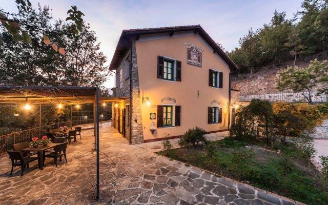 Отель Agriturismo Le Meridiane Италия, Боргомаро - отзывы, цены и фото номеров - забронировать отель Agriturismo Le Meridiane онлайн вид на фасад