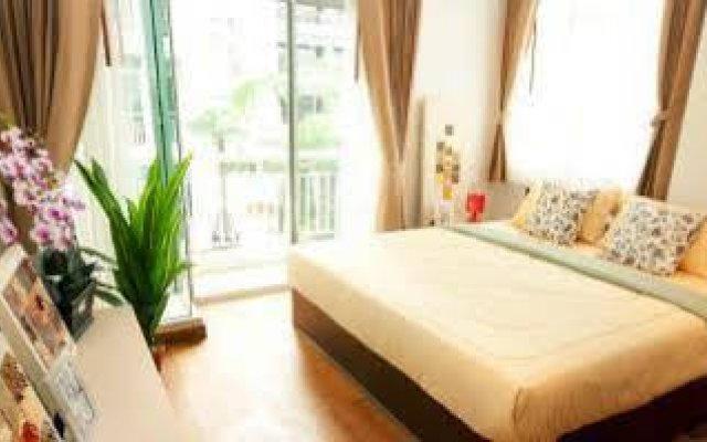 Отель DVaree Residence Patong комната для гостей