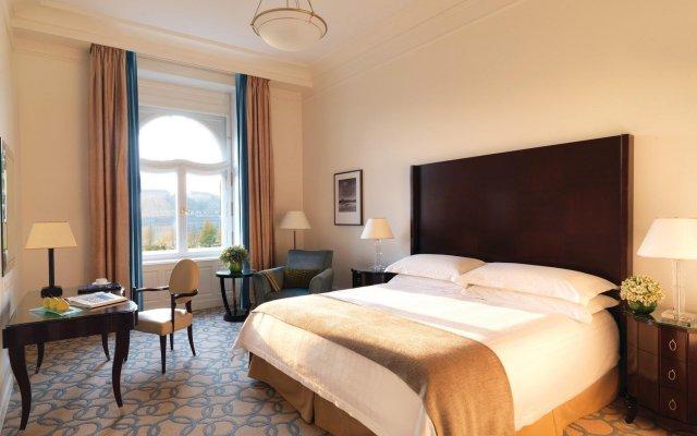 Four Seasons Hotel Gresham Palace Budapest комната для гостей