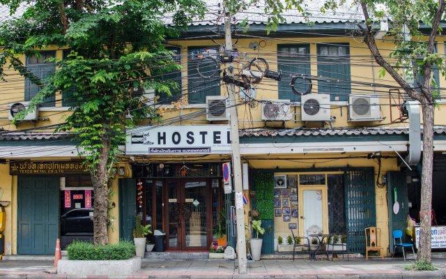 Отель Bed and Butler Hostel Таиланд, Бангкок - отзывы, цены и фото номеров - забронировать отель Bed and Butler Hostel онлайн вид на фасад