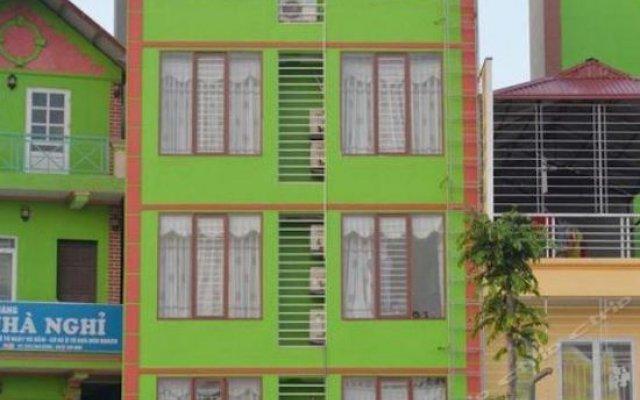 Thanh Son Noi Bai Airport Hotel Ханой вид на фасад