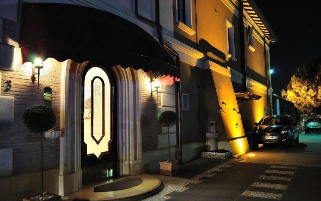 Al Casaletto Hotel вид на фасад