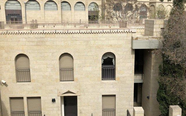 Mamilla's Penthouse Израиль, Иерусалим - отзывы, цены и фото номеров - забронировать отель Mamilla's Penthouse онлайн вид на фасад