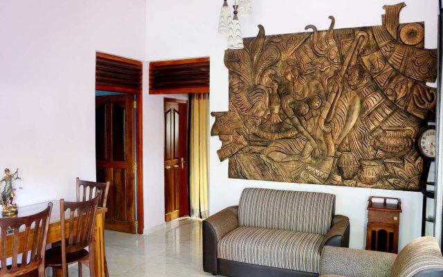The cool nest yala hotel комната для гостей