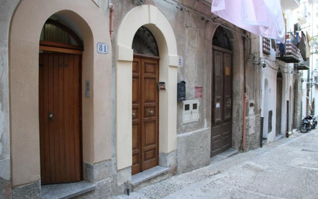 Отель Dolce Risveglio Чефалу вид на фасад