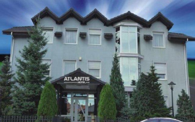 Hotel Atlantis вид на фасад