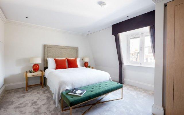 Отель Exceptional Covent Garden Suites by Sonder вид на фасад