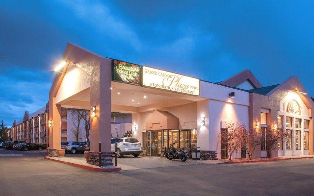 Отель Grand Canyon Plaza Hotel США, Гранд-Каньон - отзывы, цены и фото номеров - забронировать отель Grand Canyon Plaza Hotel онлайн вид на фасад