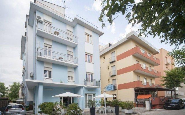 Гостевой Дом Eliseo Budget вид на фасад