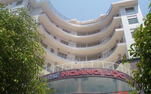Отель Hoang Loc Hotel Вьетнам, Буонматхуот - отзывы, цены и фото номеров - забронировать отель Hoang Loc Hotel онлайн вид на фасад