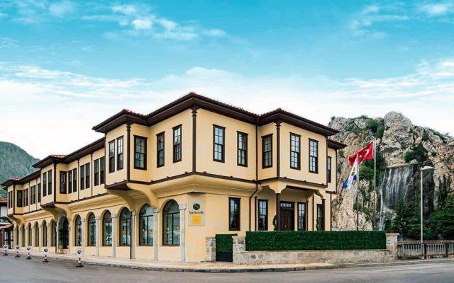 Sarikonak Boutique & SPA Hotel вид на фасад
