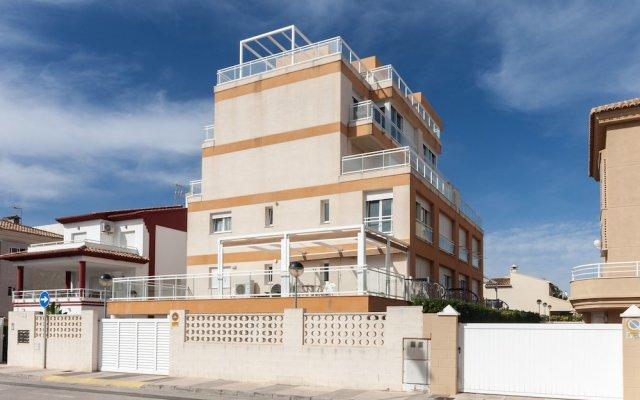 Отель Esencia DE Oliva Испания, Олива - отзывы, цены и фото номеров - забронировать отель Esencia DE Oliva онлайн вид на фасад
