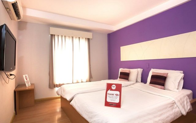 Отель NIDA Rooms Thonglor 125 Avenue вид на фасад