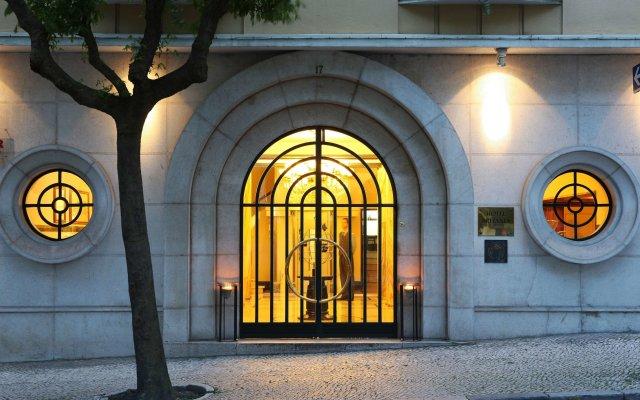 Hotel Britania, a Lisbon Heritage Collection вид на фасад