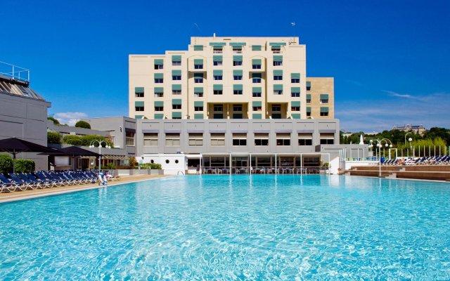 Отель Lyon Métropole Франция, Лион - отзывы, цены и фото номеров - забронировать отель Lyon Métropole онлайн вид на фасад