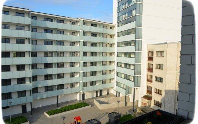 Апартаменты Lastekodu 15 Apartment Таллин вид на фасад
