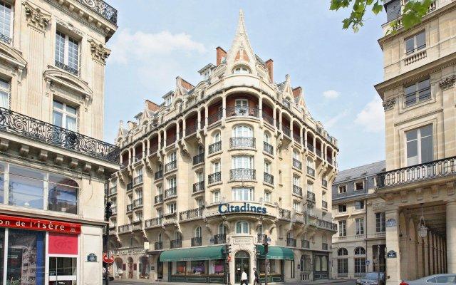 Отель Апарт-отель La Clef Louvre Paris Франция, Париж - отзывы, цены и фото номеров - забронировать отель Апарт-отель La Clef Louvre Paris онлайн