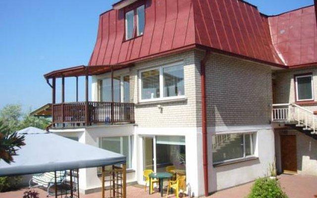 Отель Family Литва, Каунас - 1 отзыв об отеле, цены и фото номеров - забронировать отель Family онлайн вид на фасад