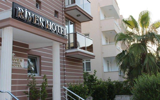 River Boutique Hotel Турция, Сиде - отзывы, цены и фото номеров - забронировать отель River Boutique Hotel онлайн вид на фасад