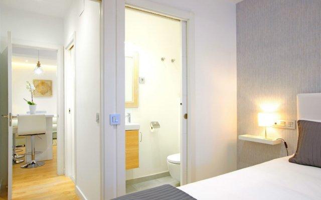 Отель Gran Vía Suite - MADFlats Collection Испания, Мадрид - отзывы, цены и фото номеров - забронировать отель Gran Vía Suite - MADFlats Collection онлайн комната для гостей