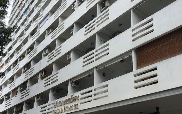 Отель Yensabai Condotel - 514 By Axiom Паттайя вид на фасад