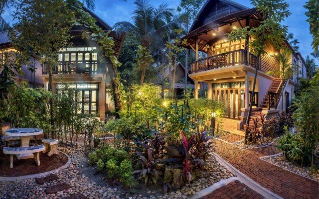 Отель Rabbit Resort Pattaya вид на фасад