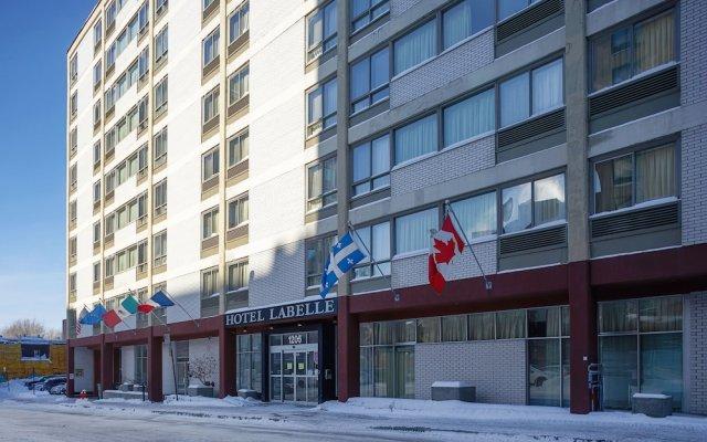 Отель Les Suites Labelle Hotel Канада, Монреаль - отзывы, цены и фото номеров - забронировать отель Les Suites Labelle Hotel онлайн вид на фасад
