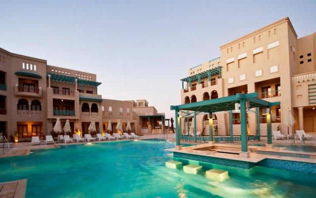 Mosaique Hotel - El Gouna вид на фасад