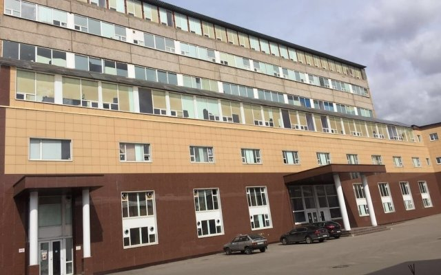 Hostel Mosgorson Москва вид на фасад