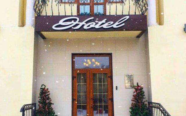 Гостиница Авиньон в Уссурийске отзывы, цены и фото номеров - забронировать гостиницу Авиньон онлайн Уссурийск вид на фасад