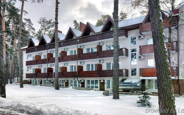 Гостиница Украина вид на фасад