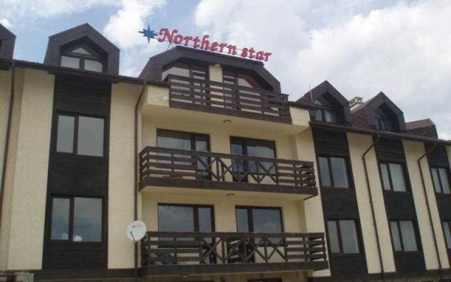 Отель Northern Star вид на фасад