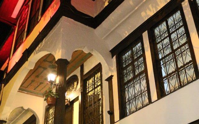 Ilk Pansiyon Турция, Амасья - отзывы, цены и фото номеров - забронировать отель Ilk Pansiyon онлайн вид на фасад