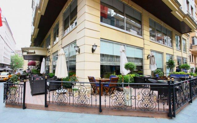 Grand Oztanik Hotel Istanbul вид на фасад