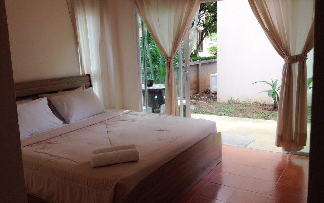 Отель Wanara Resort вид на фасад