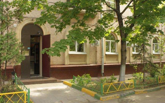 Адам Отель вид на фасад